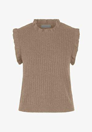 Camiseta básica - natural
