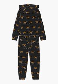 Claesen's - GIRLS ONESIE - Pyjamas - black - 1