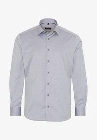 Eterna - MODERN FIT - Businesshemd - grey - 3