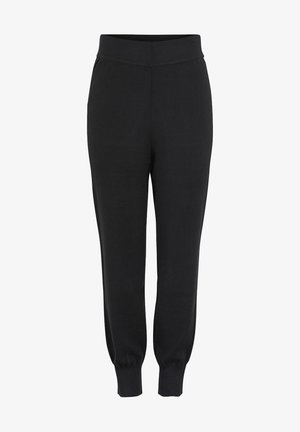 YASFONNY - Trousers - black