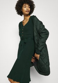 Anna Field - Jumper dress - dark green - 3