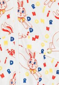 Mini Rodini - BABY RABBIT SPORTY JACKET UNISEX - Summer jacket - offwhite - 3