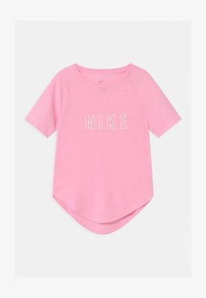 TROPHY - T-shirt imprimé - pink/white