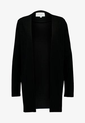 SAVIA COATIGAN - Cardigan - black