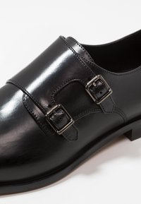 Geox - SAYMORE - Business loafers - black - 5