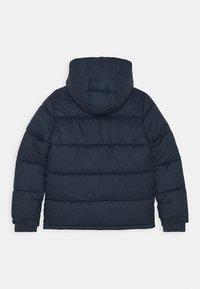 BOSS Kidswear - PUFFER JACKET - Zimní bunda - navy - 1