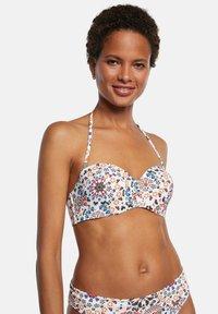 Desigual - Bikini top - white - 0