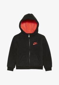Nike Sportswear - FUTURA - Fleece jacket - black - 3