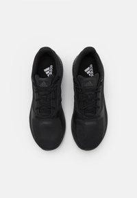adidas Performance - RUNFALCON 2.0 - Obuwie do biegania treningowe - core black/grey six - 3