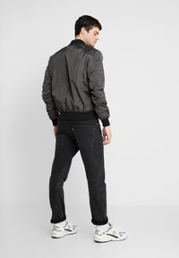 Alpha Industries - Giubbotto Bomber - grey/black - 2