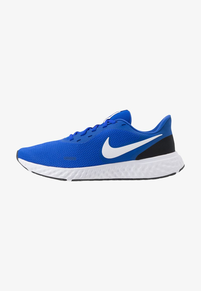 Nike Performance - REVOLUTION 5 - Zapatillas de running neutras - racer blue/white/ black