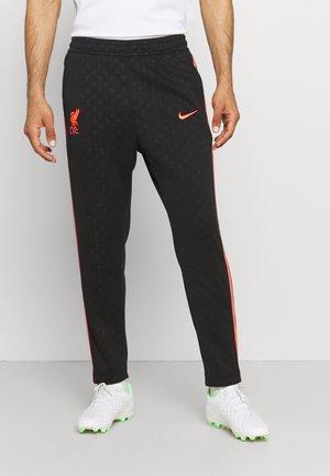 LIVERPOOL FC PANT - Pantalon classique - black/bright crimson