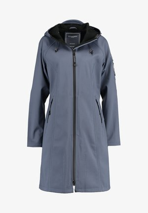 FUNCTIONAL RAINCOAT - Parka - blue grayness