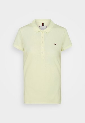 SLIM - Poloskjorter - yellow