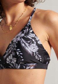 Superdry - Bikini top - black hawaiian - 2