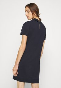 Tommy Hilfiger - LOGO DRESS - Day dress - desert sky - 2