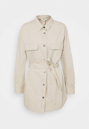 OBJNANCY JACKET - Short coat - humus