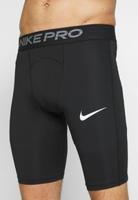 Nike Performance - SHORT LONG - Trikoot - black - 5
