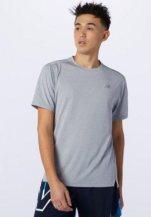 Tekninen urheilupaita - athletic grey