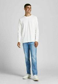Jack & Jones - BASIC - Long sleeved top - blanc de blanc - 1