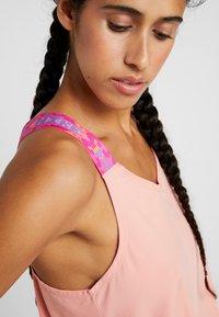 Nike Performance - TANK ELSTKA - Funktionsshirt - pink quartz - 3