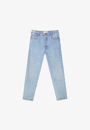 MOM-FIT  - Jeans a sigaretta - blue denim