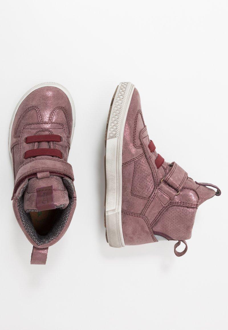 Froddo - STRIKE TEX MEDIUM FIT - High-top trainers - pink