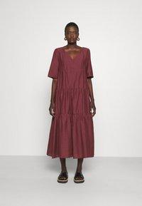 WEEKEND MaxMara - TEVERE - Maxi dress - bordeaux - 0