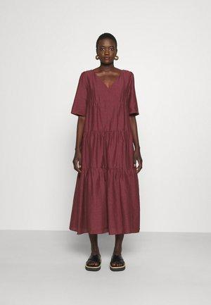 TEVERE - Maxi dress - bordeaux