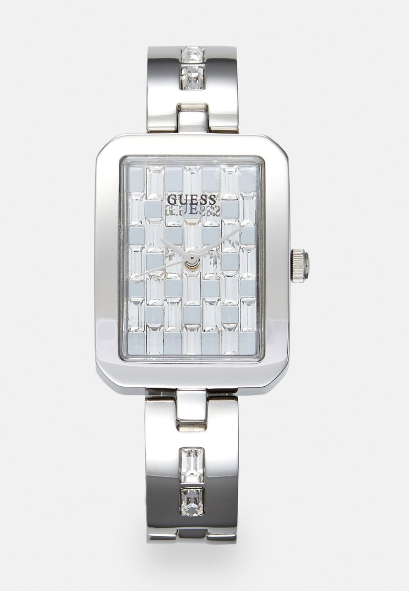 Guess - LADIES JEWELRY - Klokke - silver-coloured