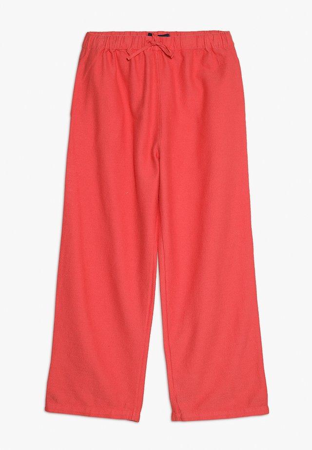ANTELOPE KIDS PANTS - Bukse - red