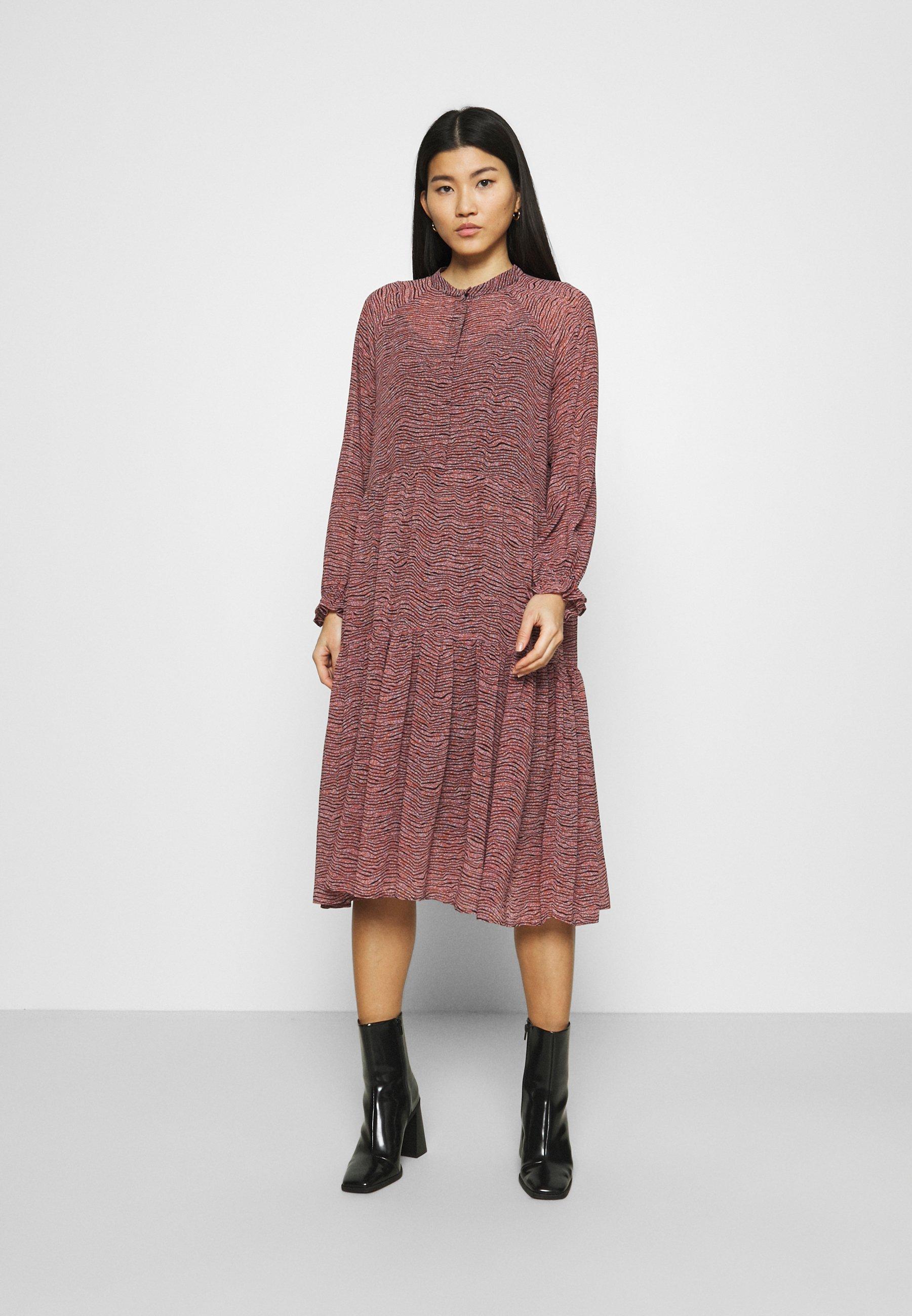 Women VENEZIA MIDI DRESS - Day dress