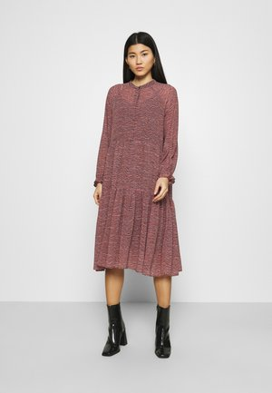 VENEZIA MIDI DRESS - Day dress - roan rouge