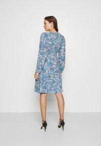 Fabienne Chapot - LOLA DRESS - Day dress - lavender/warm white - 2