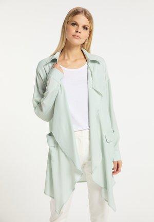 Klasický kabát - minze