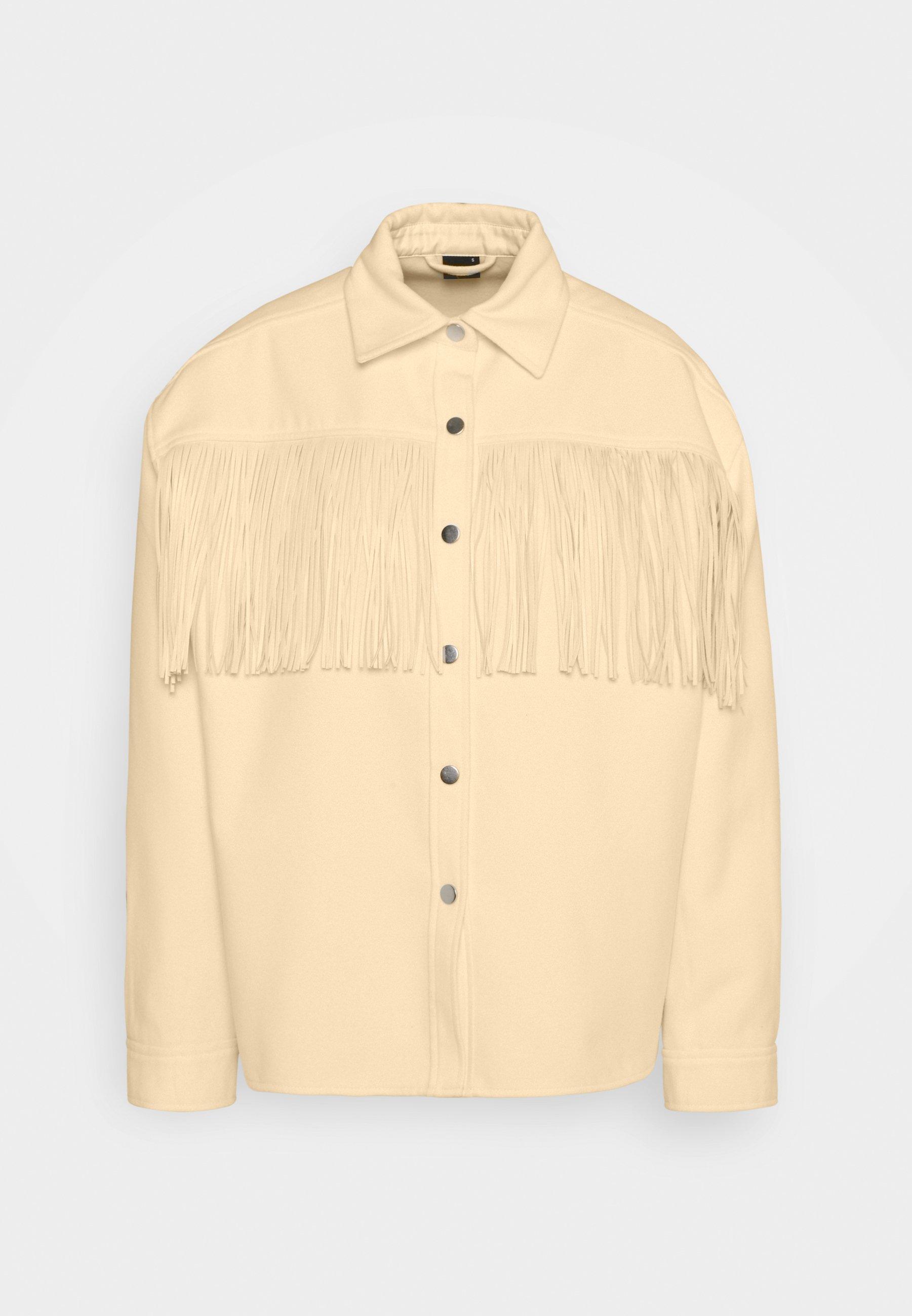 Women FANNY FRINGE JACKET - Summer jacket