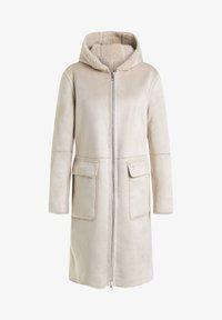 SET - Short coat - sand - 6