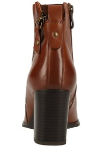 Caprice - Classic ankle boots - cognac nappa 303 - 3