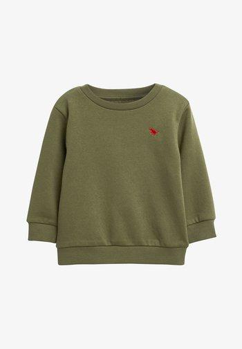 SET - Sweatshirt - green
