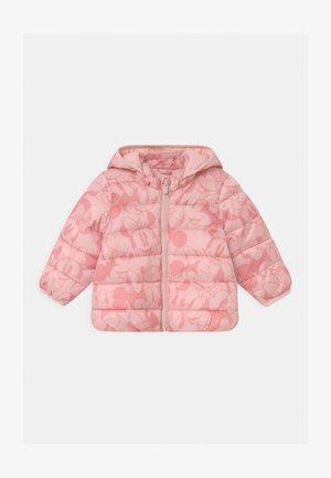 PUFFER DETACH HOOD - Zimní bunda - pure pink