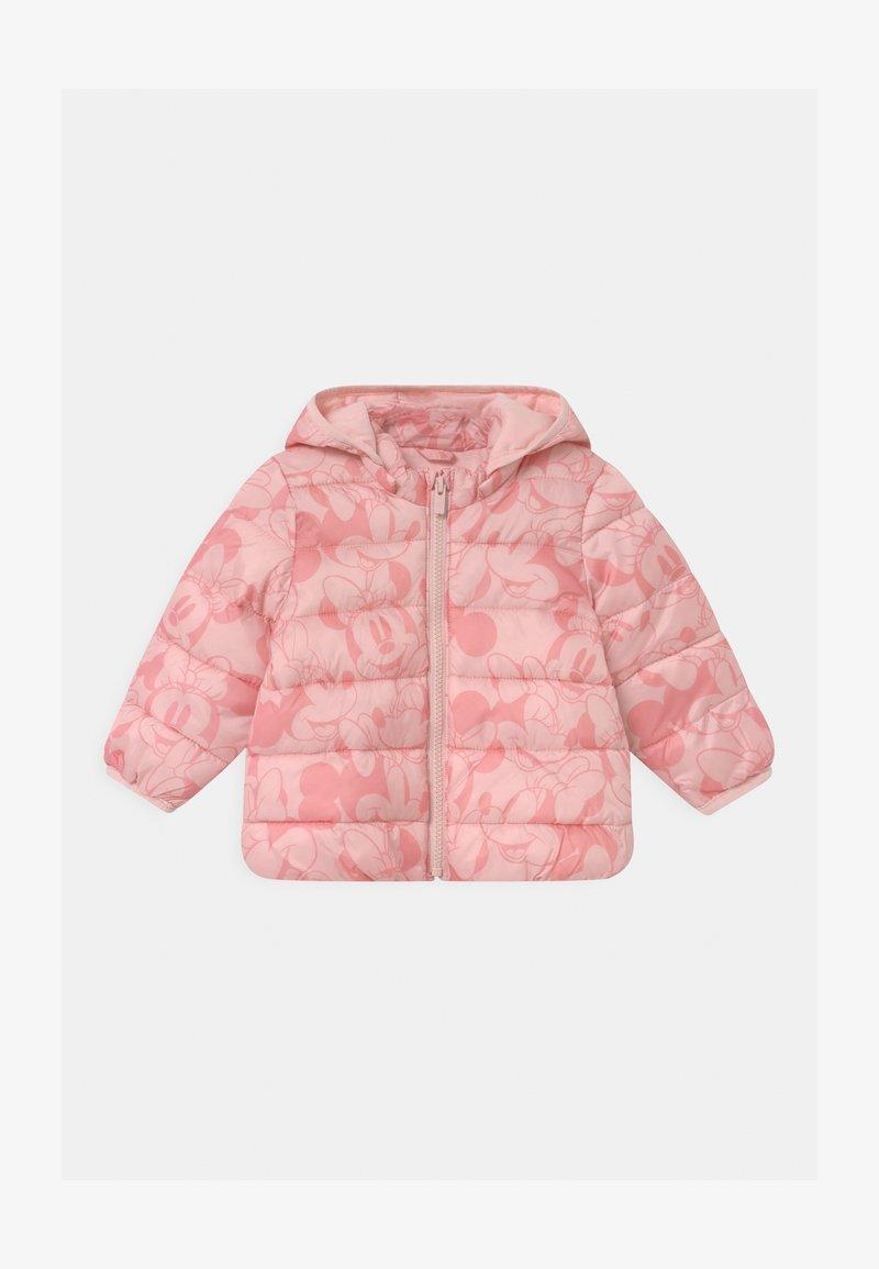 GAP - PUFFER DETACH HOOD - Winter jacket - pure pink