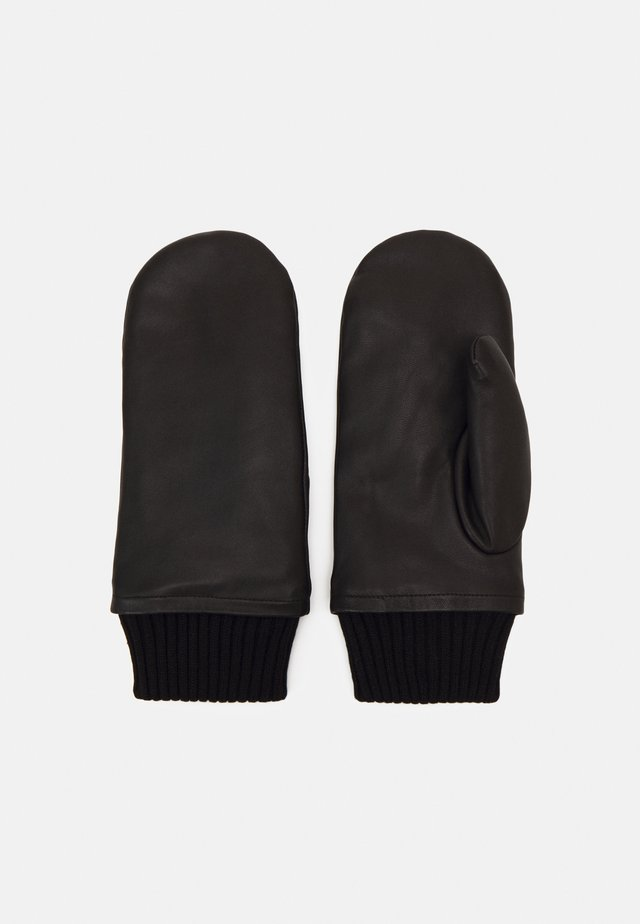 ARUBI GLOVES - Mittens - black
