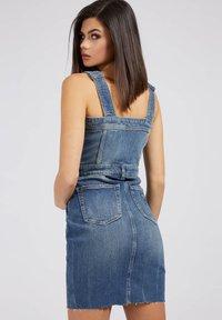 Guess - Denim dress - blau - 2