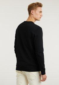 CHASIN' - TOBY - Sweatshirt - black - 1