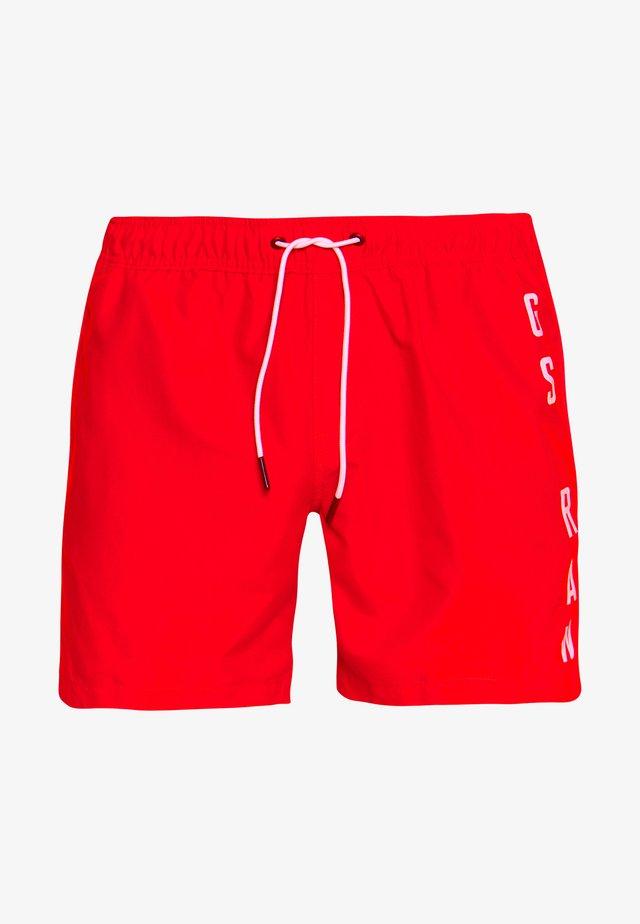 DIRIK SOLID AW SWIMSHORT - Swimming shorts - darkk acid
