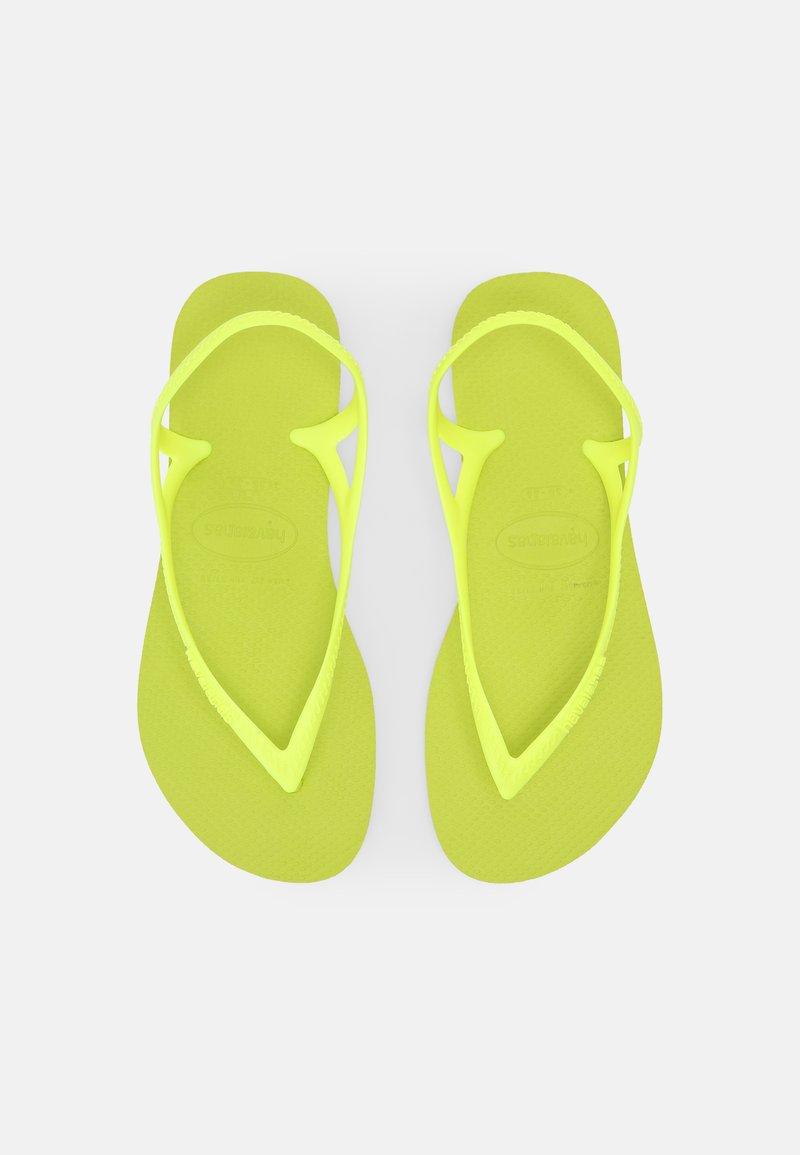 Havaianas - SUNNY - Pool shoes - galactic green