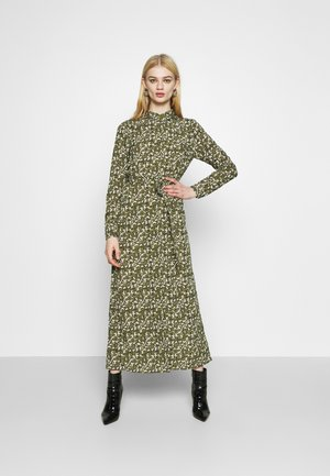 VMJOSEPHINE ATHENS DRESS - Maxi-jurk - ivy green