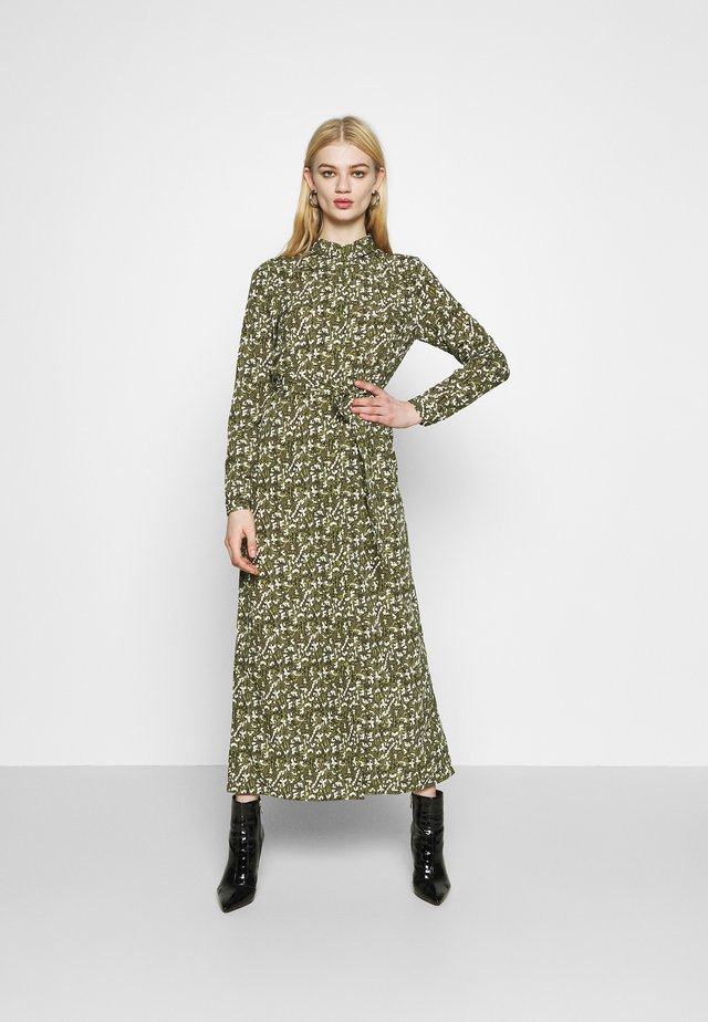 VMJOSEPHINE ATHENS DRESS - Robe longue - ivy green
