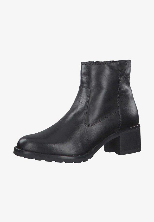 Korte laarzen - black 1