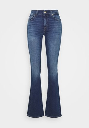 Bootcut jeans - mid blue